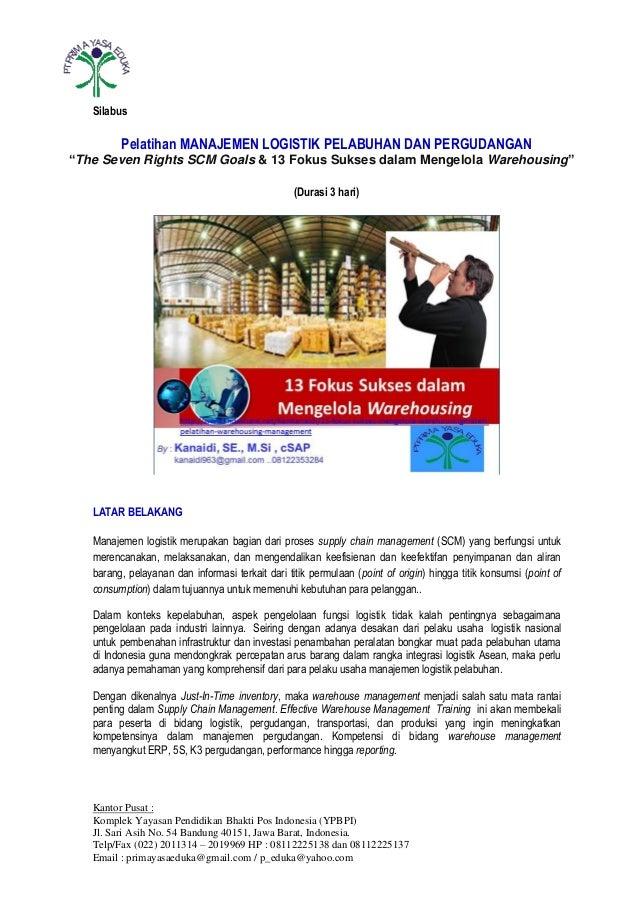 Kantor Pusat : Komplek Yayasan Pendidikan Bhakti Pos Indonesia (YPBPI) Jl. Sari Asih No. 54 Bandung 40151, Jawa Barat, Ind...