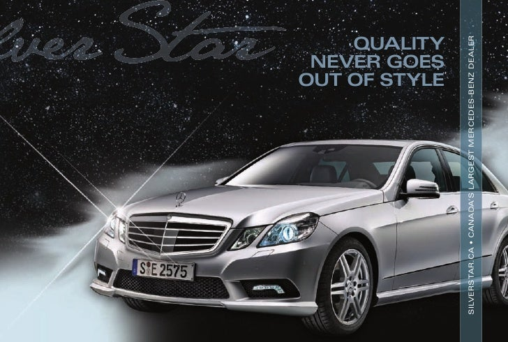 silver star mercedes benz dealer montreal canada