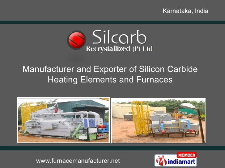 Manufacturer and Exporter of Silicon Carbide Heating Elements and Furnaces