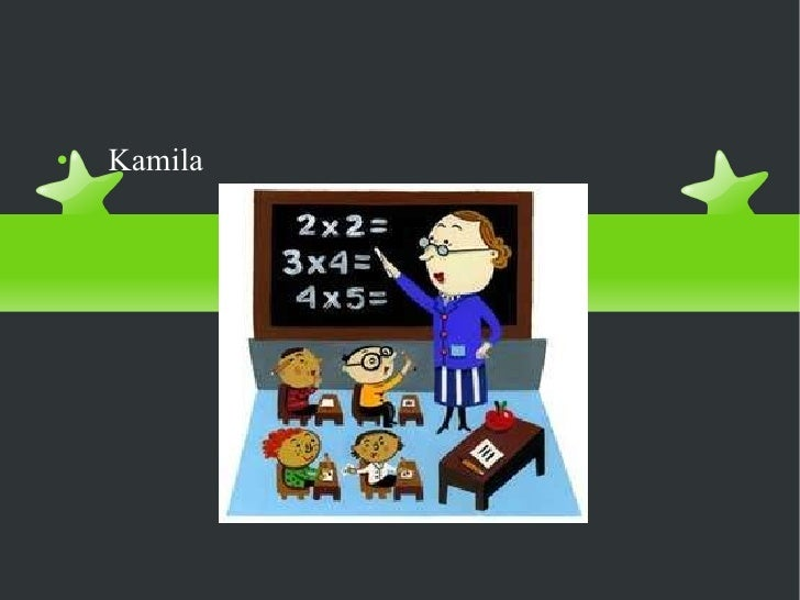 EDUCAÇÃO <ul><li>Kamila </li></ul>