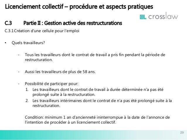 Slides Licenciement Collectif 10032016 Fr