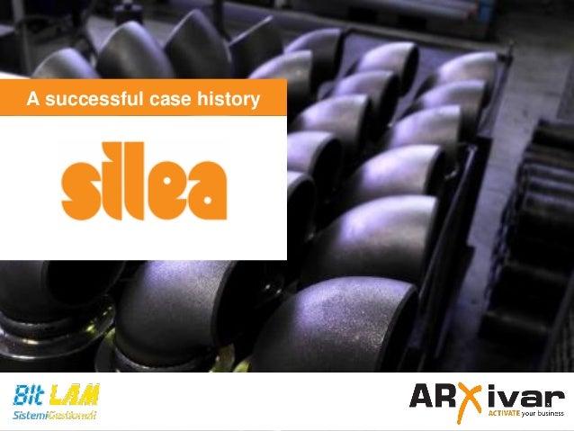 A successful case history