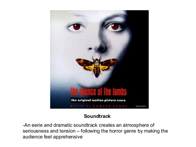Silence of the Lambs – Analysis of Opening