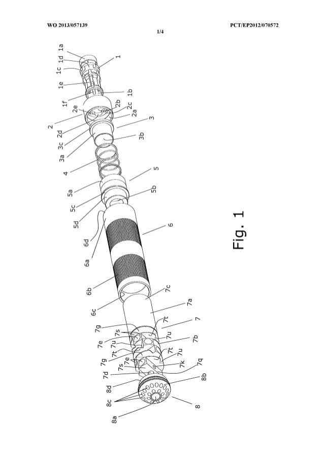 Silencer patent-drawings