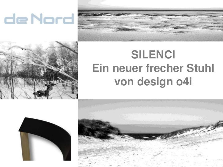SILENCI <br />EinneuerfrecherStuhl<br />von design o4i<br />