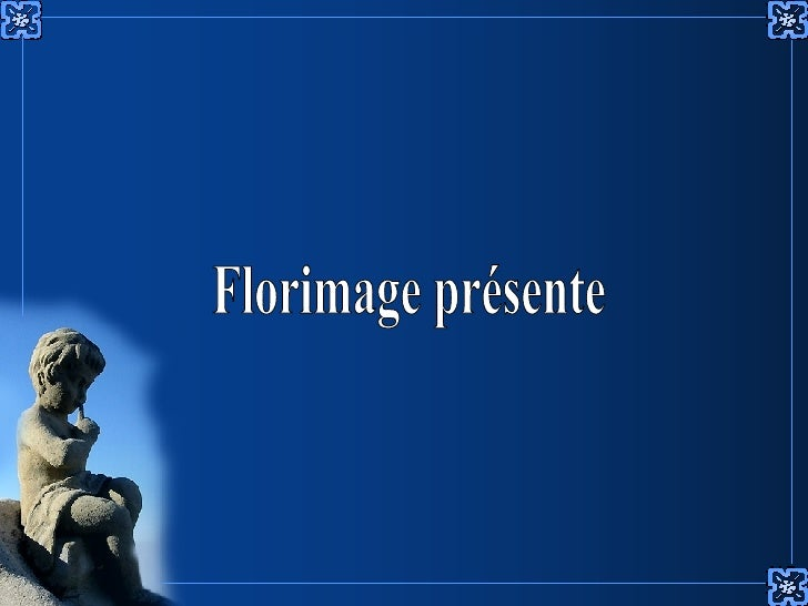 Florimage présente