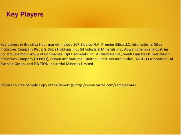 global specialty silica market size share Table of contents global specialty silica market professional survey report 2017 1 industry overview of specialty silica 11 definition and specifications of.