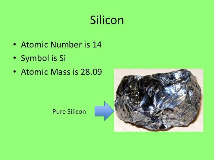 Silicon Sugar