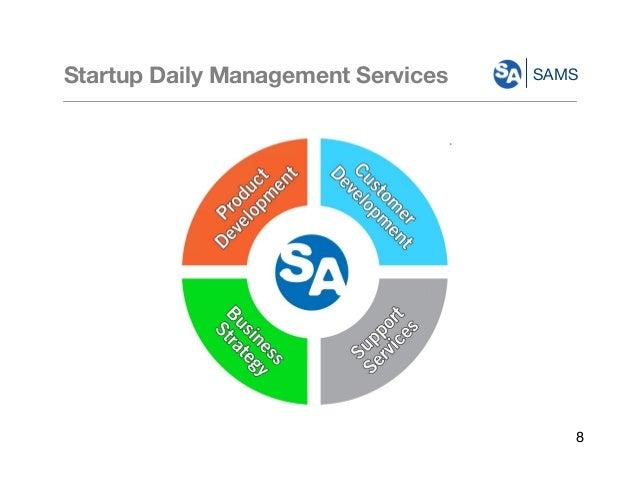 SAMSStartup Daily Management Services 8