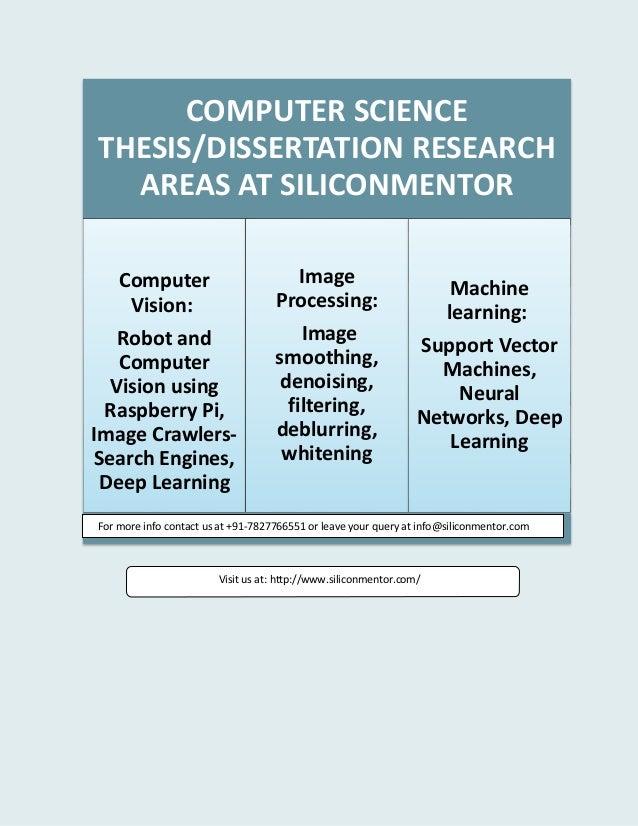 Dissertation science