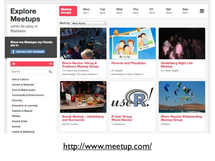 Tech News• news.ycombinator.com • http://slashdot.org/• http://techcrunch.com/ • http://www.wired.com