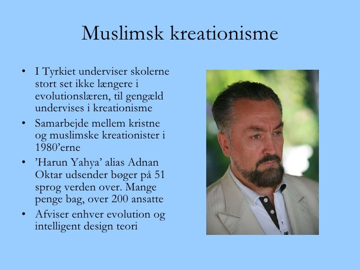 kreationisme