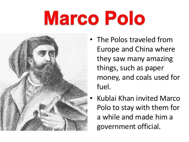 man of importance marco polo essay Choose from 500 different sets of test world history 2 renaissance people flashcards on quizlet  wrote the travels of marco polo:.