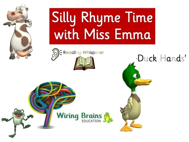 Ssp Silly Rhyme Time With Miss Emma Puppy Time