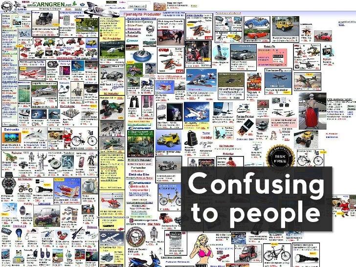 Confusingto people