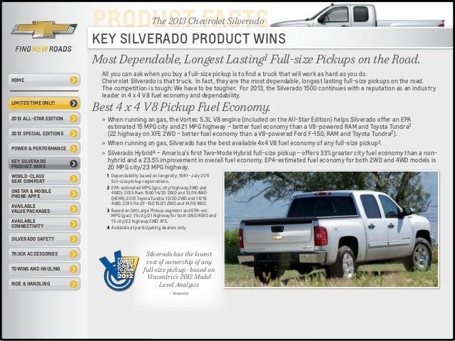 2013 silverado free maintenance program. Black Bedroom Furniture Sets. Home Design Ideas