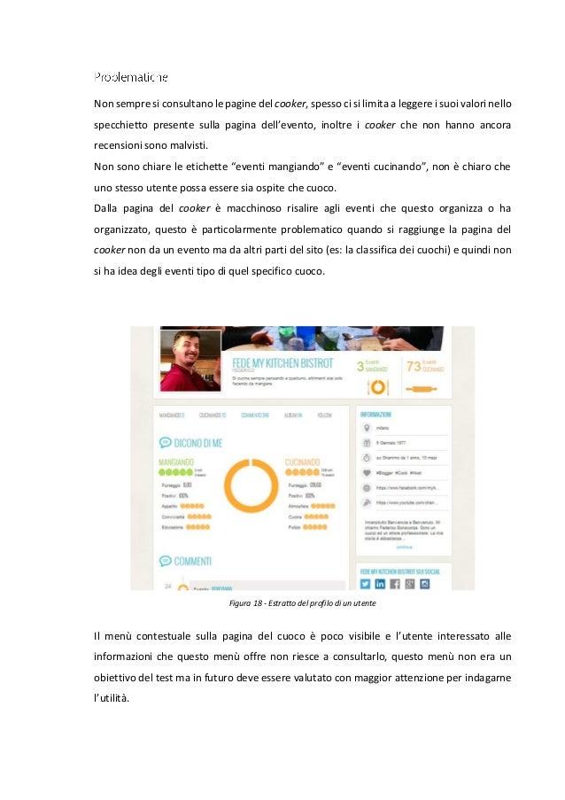 Progettare per la condivisione: usabilità e redesign di un sito web commerciale
