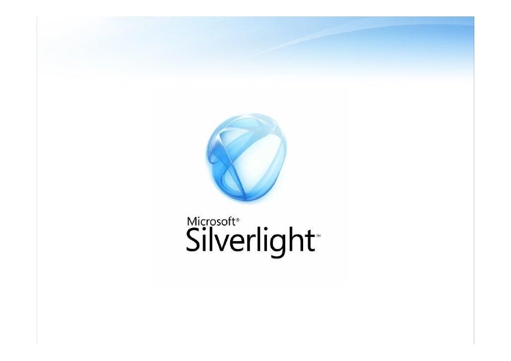 Silverlight   abhinav - slideshare