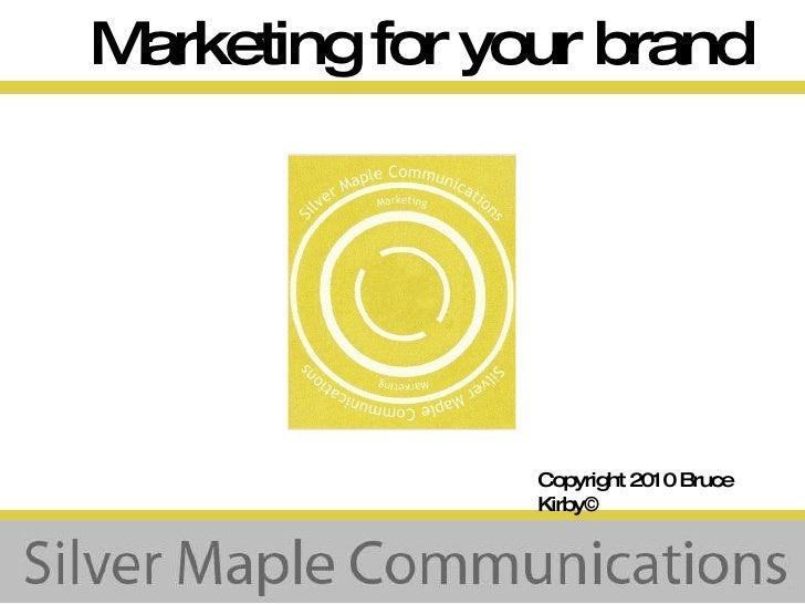 Marketing Pour Votre Marque