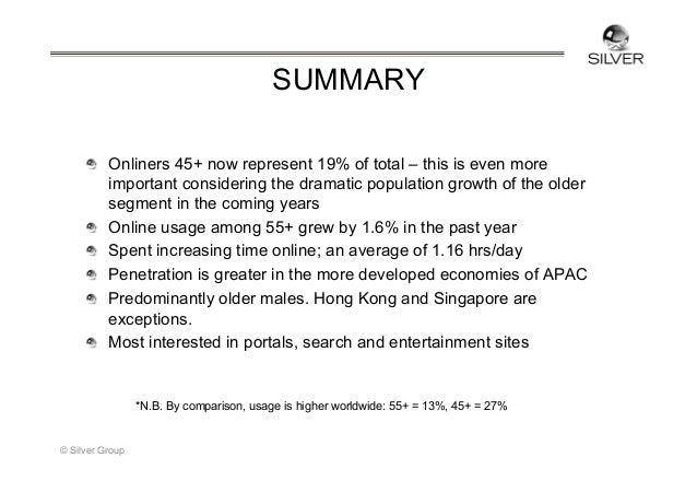 Silver APAC Online Report 2013 Slide 2