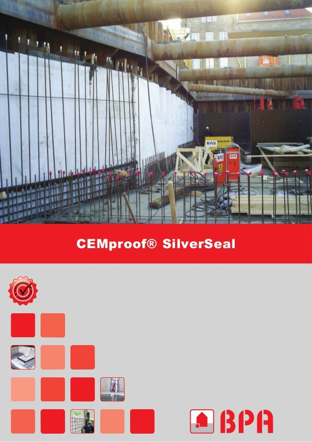 CEMproof® SilverSeal
