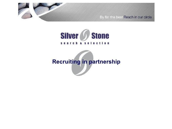 Recruiting in partnership