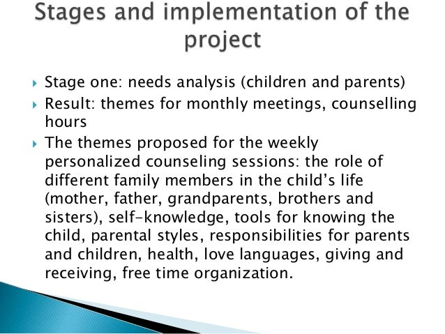 An analysis of household structure and parenting methods in the development of children