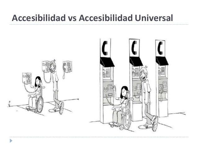 Dise o universal y accesibilidad web for Accesibilidad universal