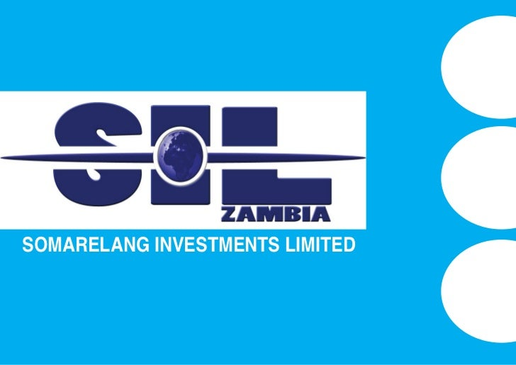 SOMARELANG INVESTMENTS LIMITED