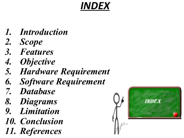 scope of information system