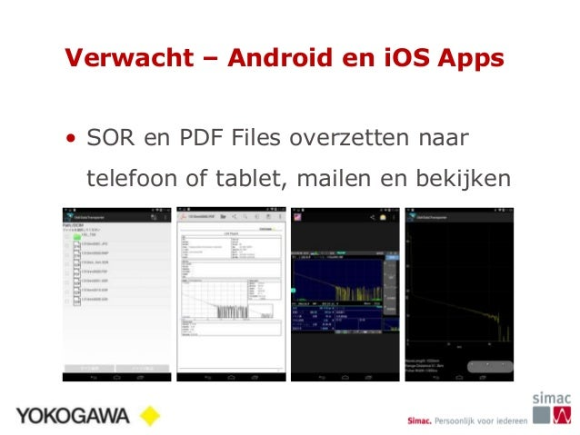 convert otdr sor to pdf