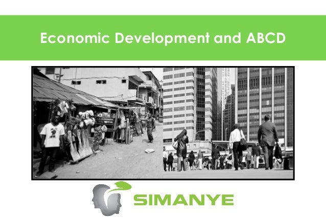 Economic Development and ABCD