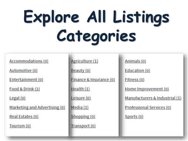 Simba Directory: Online Local Business Directory in Kenya