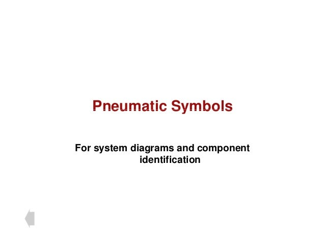 Iso Pneumatic Schematic Symbols Example Electrical Circuit