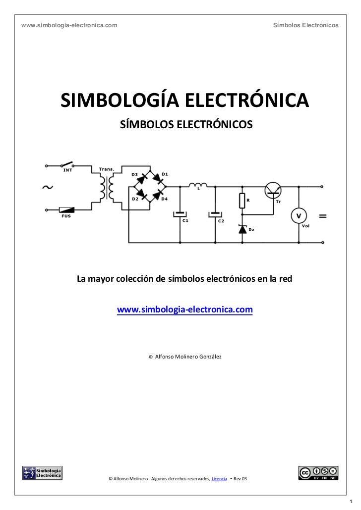 www.simbologia-electronica.com                                                                     Símbolos Electrónicos  ...
