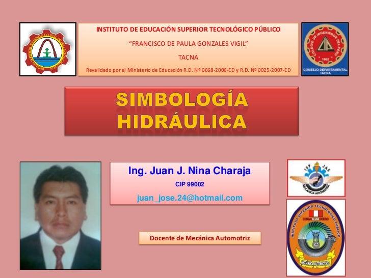 """INSTITUTO DE EDUCACIÓN SUPERIOR TECNOLÓGICO PÚBLICO<br />""""FRANCISCO DE PAULA GONZALES VIGIL""""<br />TACNA<br />Revalidado po..."""