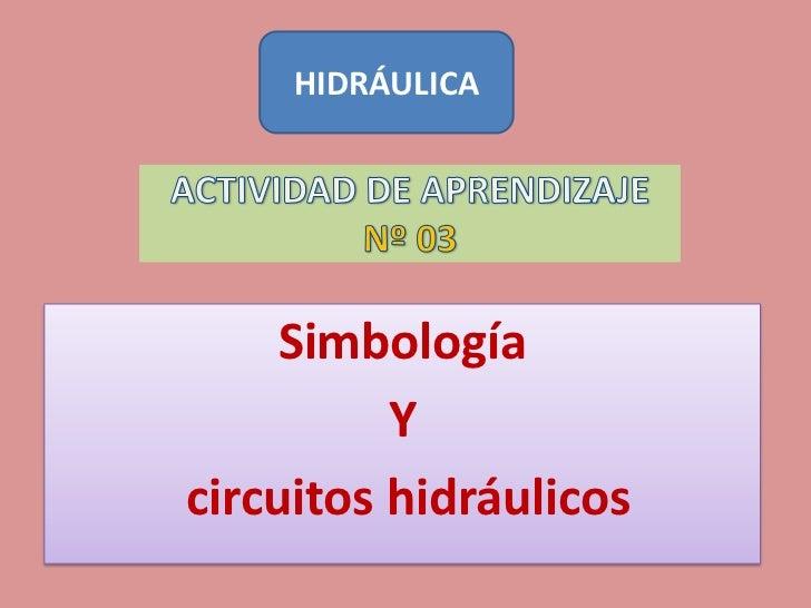 Simbologia hidraulica Slide 2