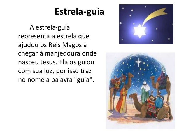 Guia Dos Significados: Simbolos Do Natal