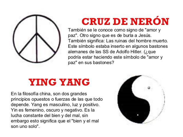 Simbolos Peligrosos: Amor Y Paz Simbolo Para FaceBook