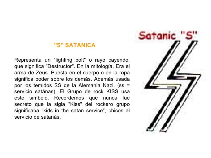 """Representa un """"lighting bolt"""" o rayo cayendo, que significa """"Destructor"""". En la mitología, Era el arma..."""
