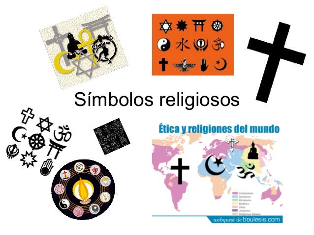 <ul>Símbolos religiosos </ul>