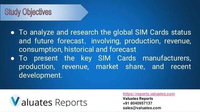 SIM Card Market Overview