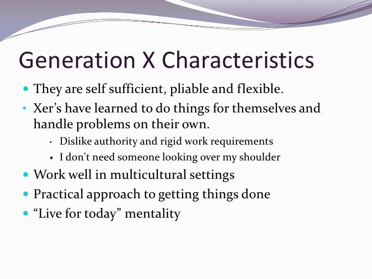 Sim & Dif In Lead Gen X & Y