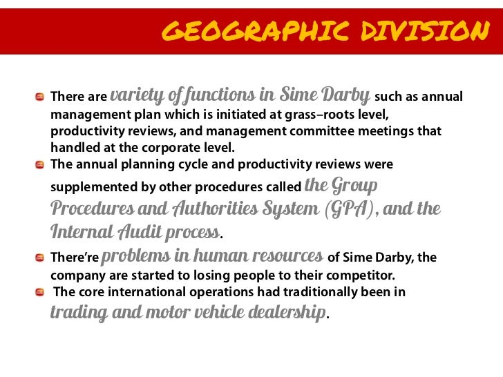 sime darby strategic planning management Read this essay on sime darby swot come browse our large digital warehouse of free sample essays get the knowledge you need in order to pass your classes and more only at termpaperwarehousecom.