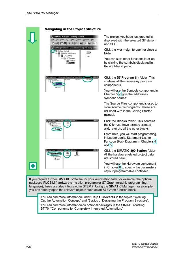simens plc training simatic working with step 7 rh slideshare net Simple Block Diagram Block Diagrams Interior Design