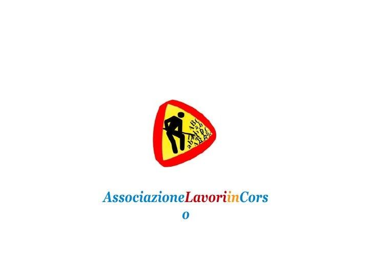 Associazione Lavori in Corso