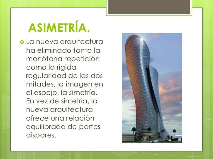 Simetr a asimetr a y comparaci n Arte arquitectura y diseno definicion