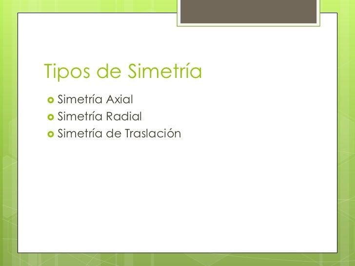 Simetría, asimetría y comparación Slide 3