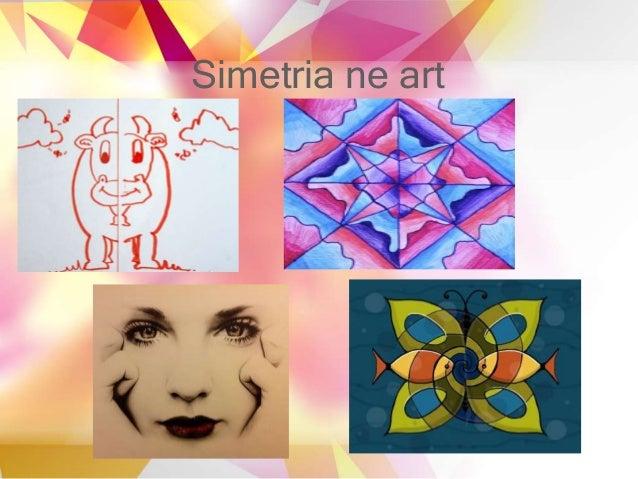 Simetria ne art