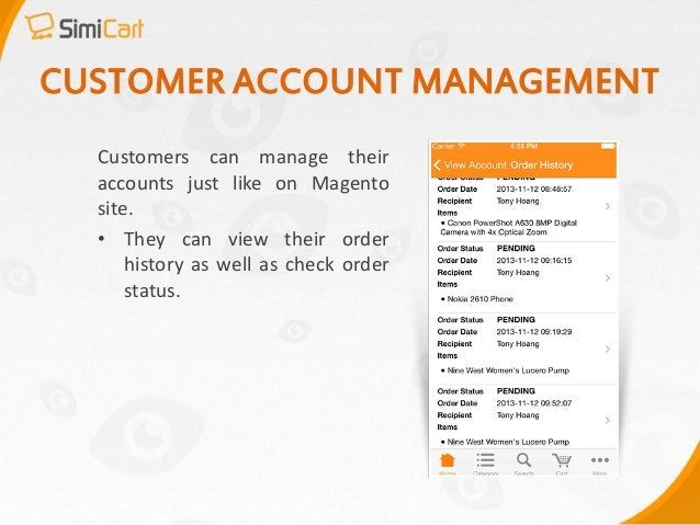 SimiCart- Magento mobile app
